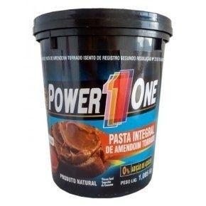 Pasta de Amendoim 1,05kg - Power1One