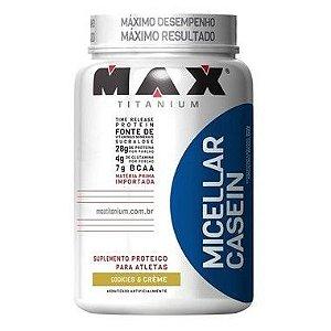 Micellar Casein 900g - Max Titanium