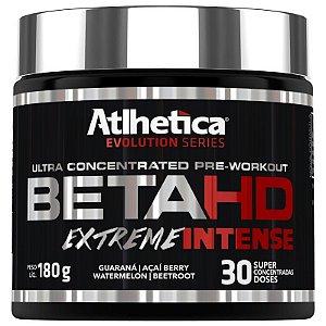 Pré Treino Beta HD 180g - Atlhetica Nutrition