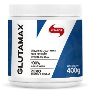Glutamina Glutamax 400g - Vitafor