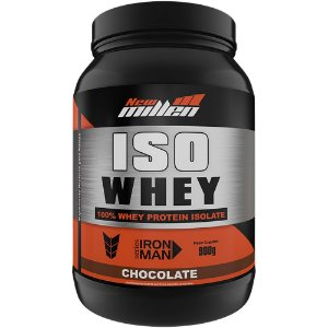 Iso Whey 900g - New Millen