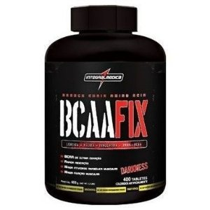 BCAA Fix 400 Tabletes - IntegralMédica