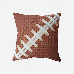 Capa de almofada Bola de Futebol Americano