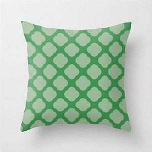 Capa de almofada Cute Verde