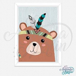 Quadro Bear