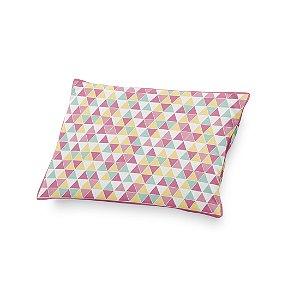 Almofada de cabeceira Triângulos Candy