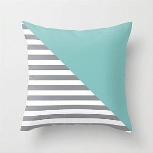 Capa de almofada Diagonal Tiffany