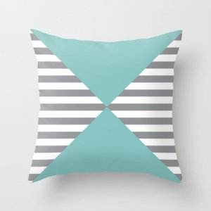 Capa de almofada Geo X Tiffany