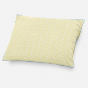 Almofada de cabeceira Ziggy Amarelo Bebê
