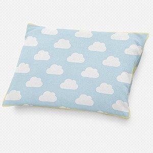 Almofada de cabeceira Céu Azul Bebê