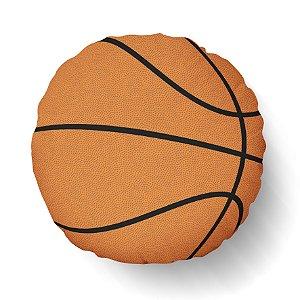 Almofada bola de Basquete redonda