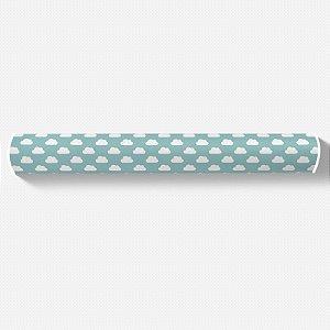 Rolo lateral para berço Céu Tiffany