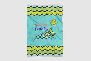 Manta carrinho Summer Feelings
