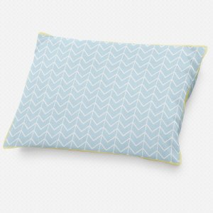Almofada de cabeceira Ziggy Azul Bebê