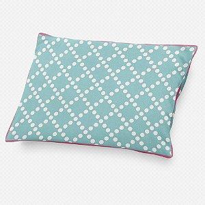Almofada de cabeceira Pearl Tiffany