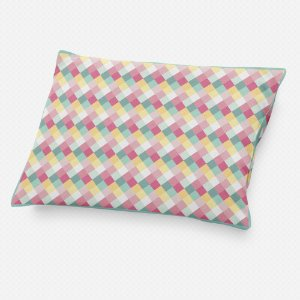 Almofada de cabeceira Candy Colors