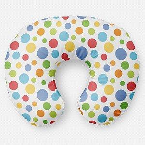 Almofada de amamentação Bolas Coloridas 2