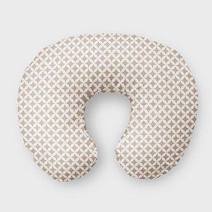 Almofada de amamentação Circles 2 Bege