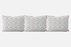 Kit almofadões para cama Candy Ethnic