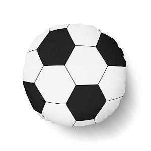 Almofada Toy bola de Futebol redonda