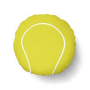 Almofada Toy Bola de Tênis redonda