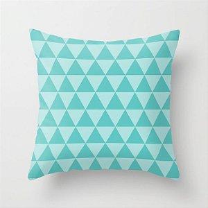 Capa de almofada Triângulos 2 Tiffany