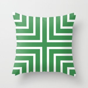Capa de almofada Mais Verde