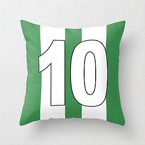 Capa de almofada Camisa 10 Verde