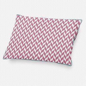 Almofada de cabeceira Flag Rosa Chiclete
