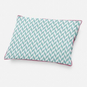 Almofada de cabeceira Flag Tiffany
