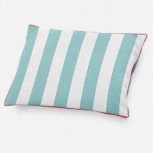 Almofada de cabeceira Listras Tiffany