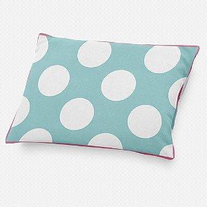 Almofada de cabeceira Tiffany com Bolas