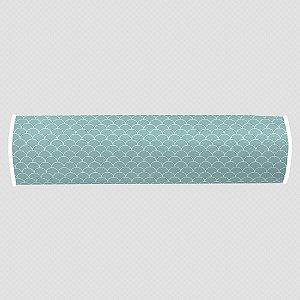 Rolo peseira Escamas Tiffany