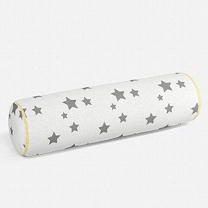 Rolo peseira Estrelas Cinza