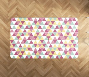 Playmat Candy Tri retangular