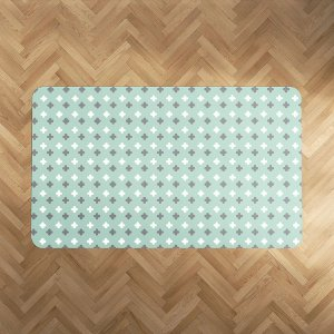Playmat Super Cute menta Retangular