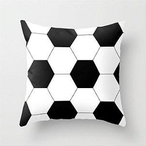 Capa de almofada Bola de futebol 40x40 ~ OUTLET