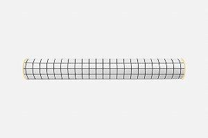 Par de rolos laterais para berço Quadrados 2 (várias cores)