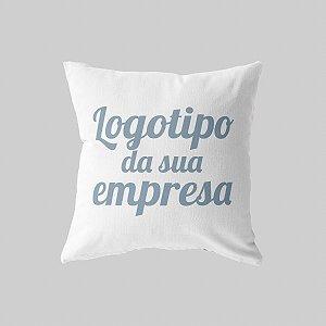 Capa de almofada Personalizada para empresa