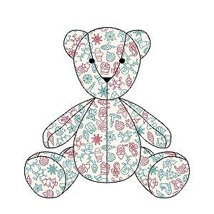 Urso ursonho de Natal 2