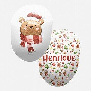 Toy Urso de Natal