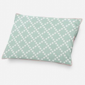 Almofada de cabeceira Pearl (várias cores)