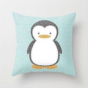 Capa de almofada Penguin Dotz