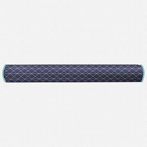 Rolo lateral para cama de solteiro Prisma (várias cores)