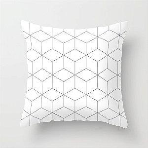 Capa de almofada Cubes BP