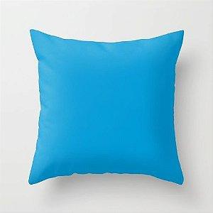 Capa de almofada Azul Céu