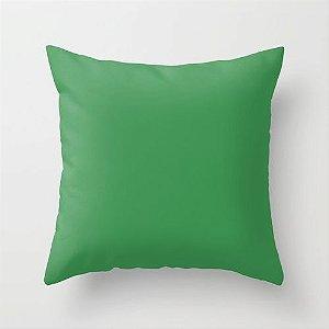 Capa de almofada Verde