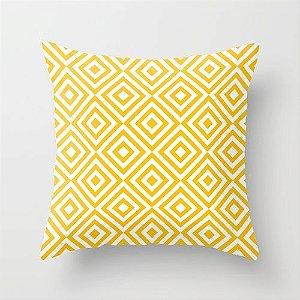 Capa de almofada Dizzy Amarelo