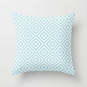 Capa de almofada Dizzy Azul bebê