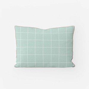 Almofada de cabeceira Quadrados (várias cores)